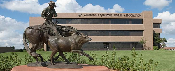 AQHA Announces Potential Relocation to Fort Worth