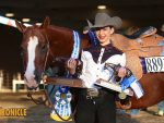 2019 QH Congress- 13 and Under Western Riding