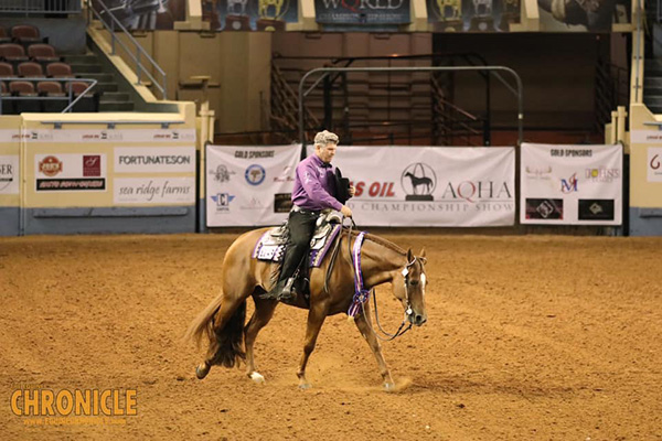 Highpoint Claims 15th Senior WR Title with Jason Martin/Zippin A Breeze's Win