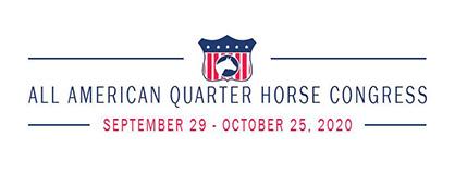 Quarter Horse Congress Announces New Dates for 2020