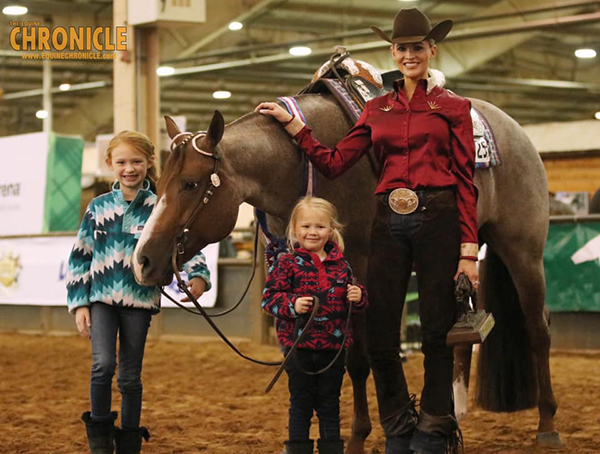 2019 AQHA World- Amateur Western Pleasure