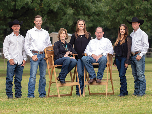 Capital Quarter Horses, LLC – It's All In The Family