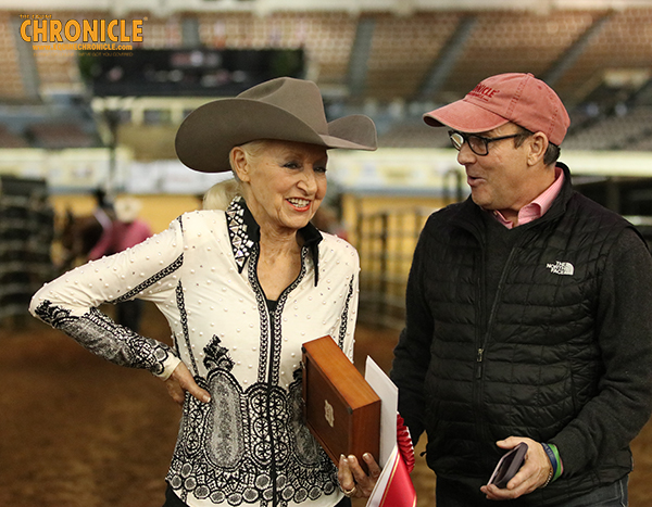 Developing Positive Relationships Within a Competitive Equestrian Community