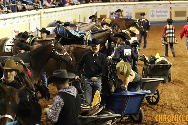 Results From 2019 AQHA World Pleasure Versatility Challenge