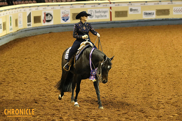 2019 AQHA World- Amateur Horsemanship
