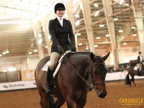 Maria Salazar Wins Amateur Equitation; Jennifer Goss Wins Junior L2 HUS