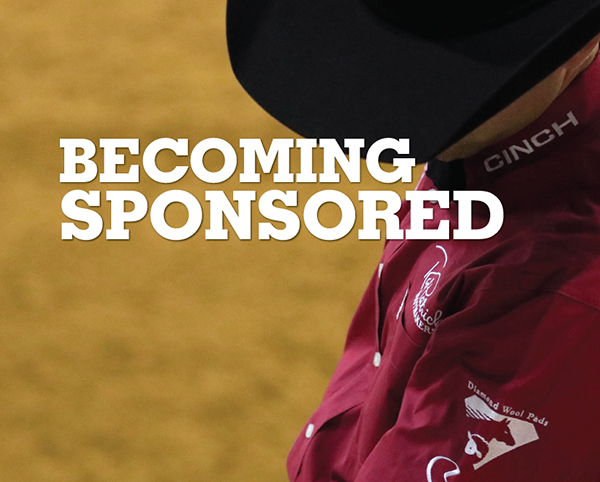 Becoming Sponsored