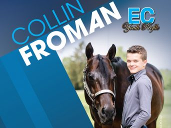 Collin Froman: A Passion for Horses Handed Down Through Three Generations