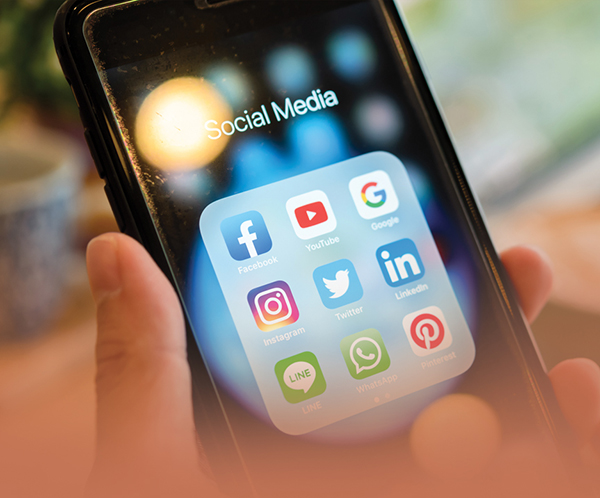 Social Media Savvy:  Blurring the lines between digital and personal communication