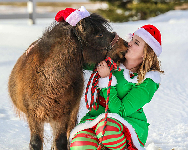 EC Photo of the Day- Santa's Little Helper