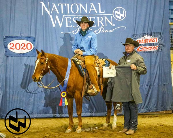 Youth Ranch Horse Mentor Matchup Inspires the Future