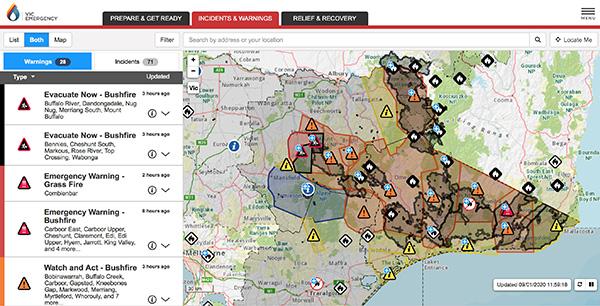 Monster Fire Blazes Across Australia- Horses, Humans in Imminent Danger