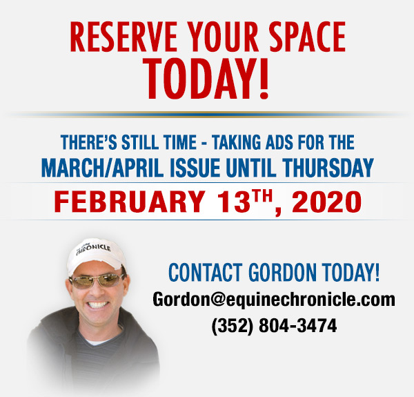 There is Still Time! March/April Deadline Extended to Feb. 13th