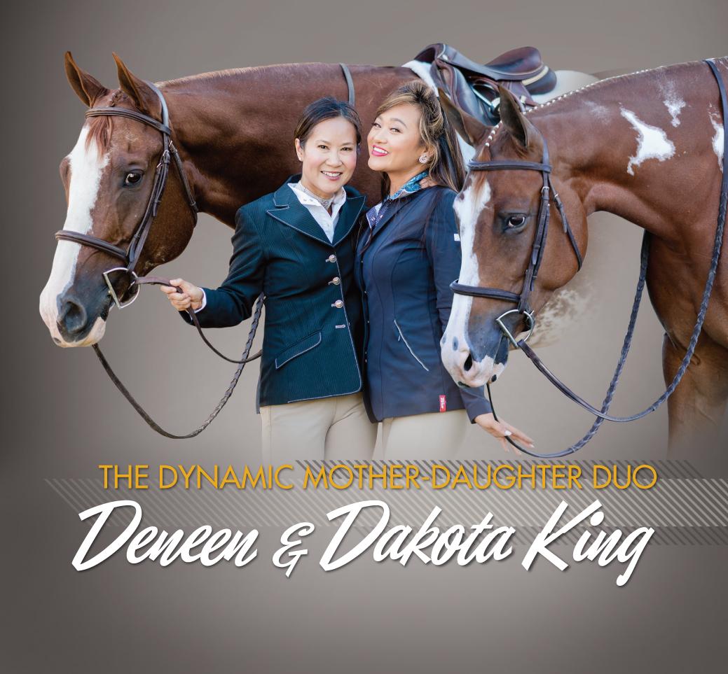 The Dynamic Mother-Daughter Duo · Deneen and Dakota King