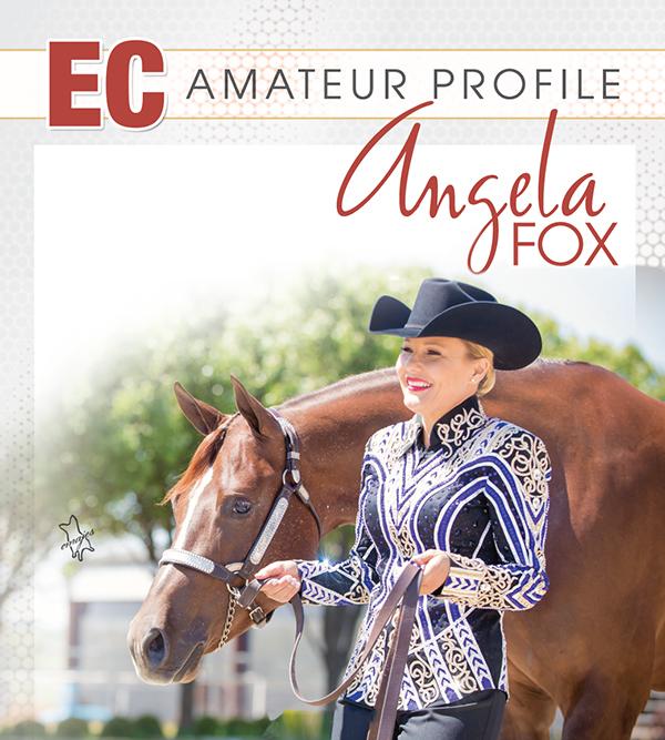 EC amateur Profile – Angela Fox