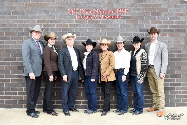 Dixie Nationals Equestrians With Disabilities Show