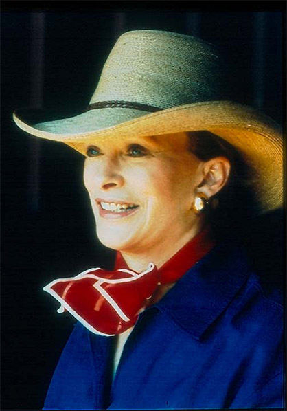 In Loving Memory of AQHA Hall of Famer, Anne Marion