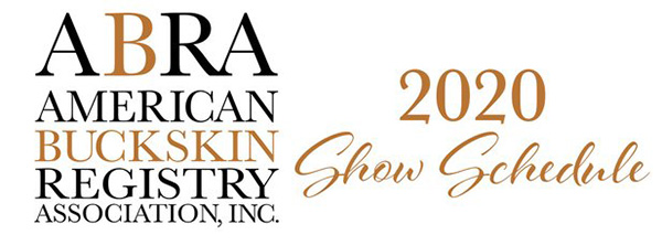 2020 ABRA Show Schedule