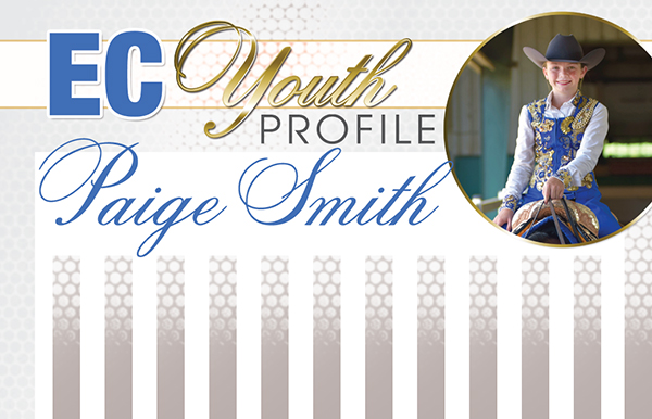 EC Youth Profile Paige Smith