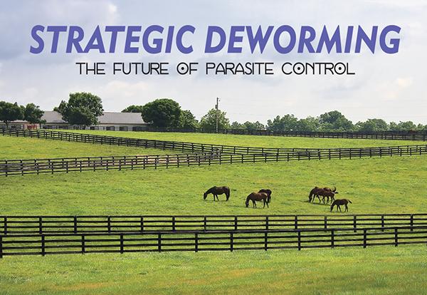 Strategic Deworming: The Future of Parasite Control