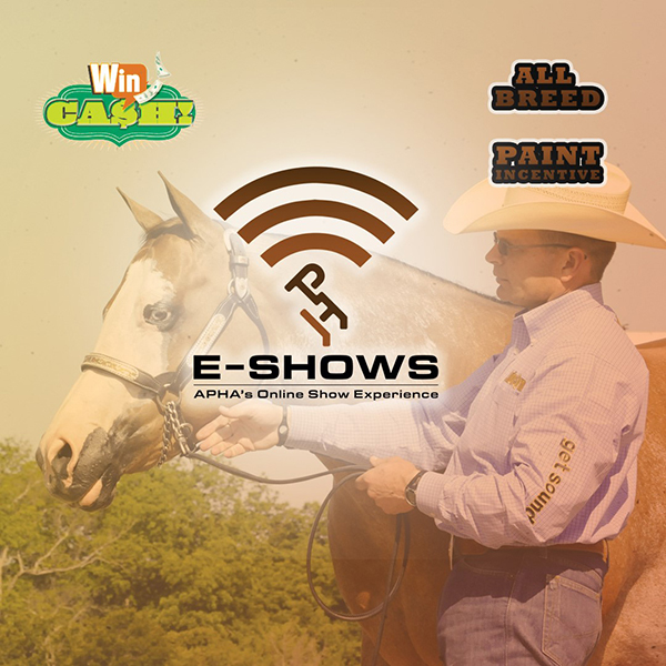 Entries Now Open For Second Set of APHA E-Shows