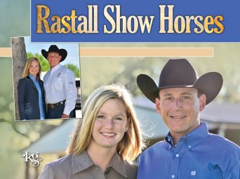 New Partners in Life and Business – Rastall Show Horses