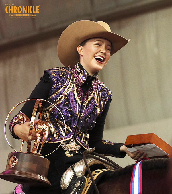 AQHA Planning to Proceed With 2020 Youth World Show