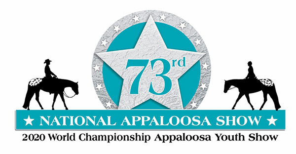 2020 Appaloosa Nationals and Youth World Cancelled