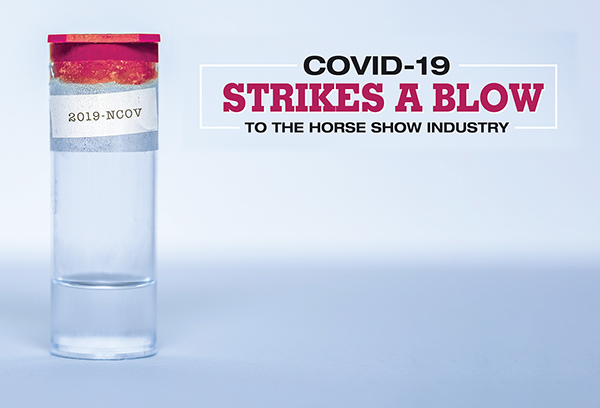 COVID-19 Strikes a Blow to the Horse Show Industry