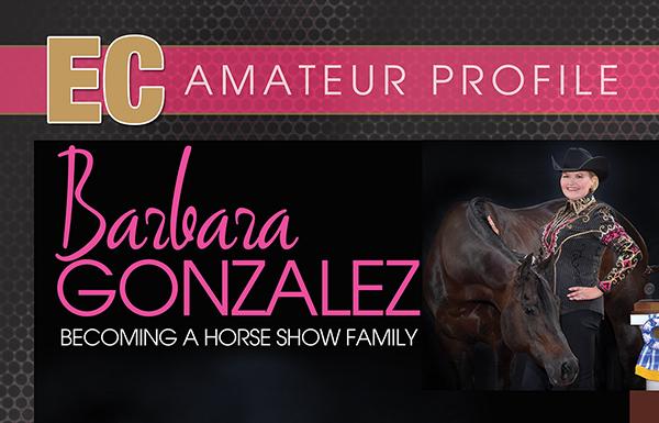 Amateur Profile- Barbara Gonzalez