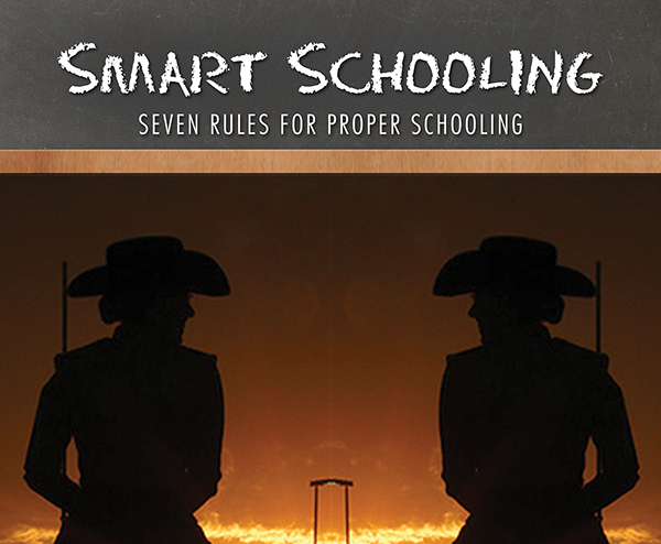 Smart Schooling – Seven Rules for Proper Schooling