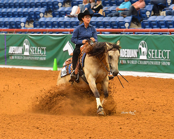 Schedule Now Online For AQHA Select World