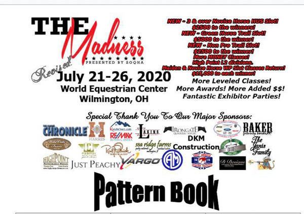 Pattern Book Now Online For The Madness