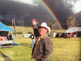 """Author of """"They Rode Good Horses,"""" Don Hedgpeth,  Has Passed"""