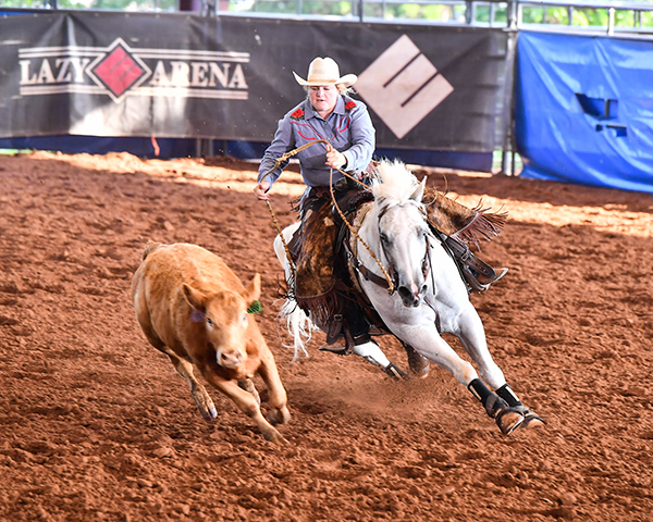 Double Qualifying Incentive For Versatility Ranch Horse Competitors