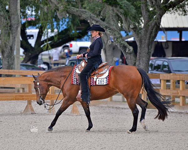 Florida Gold Coast Quarter Horse Circuit Honored as Top Three Show by AQHA