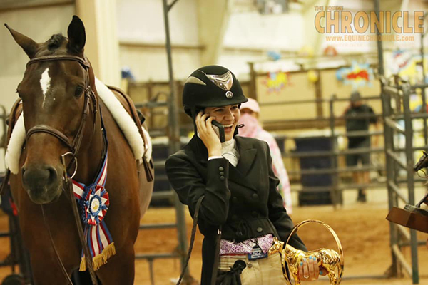 Today's AQHA World Champions Include Furlong, Holliday, Runnells, Miller and More