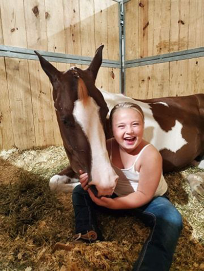 EC Photo of the Day- Horses Make Us Smile