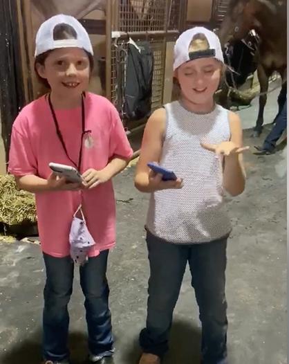 EC TV- Horse Show Rap