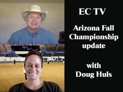 EC TV- Exclusive with Doug Huls- Arizona Fall Championship Update