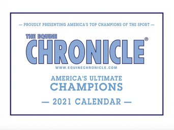 Equine Chronicle 2021 Calendars Now Online!