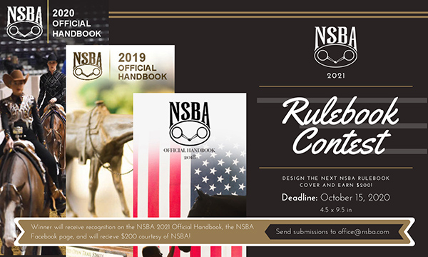 Design the Next NSBA Rulebook Cover