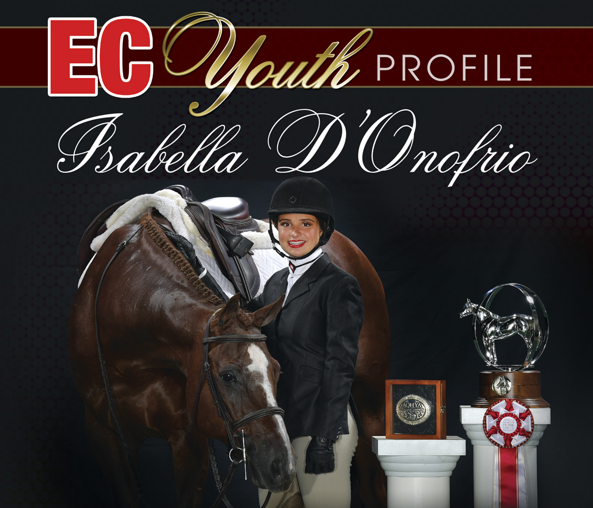Youth Profile – Isabella D'onofrio