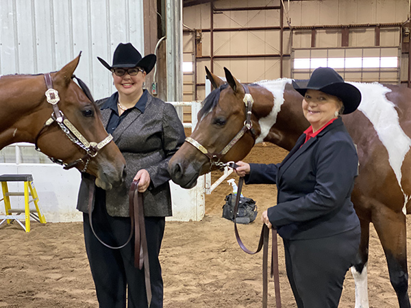 Results from MPHA Robert Boe Memorial Show