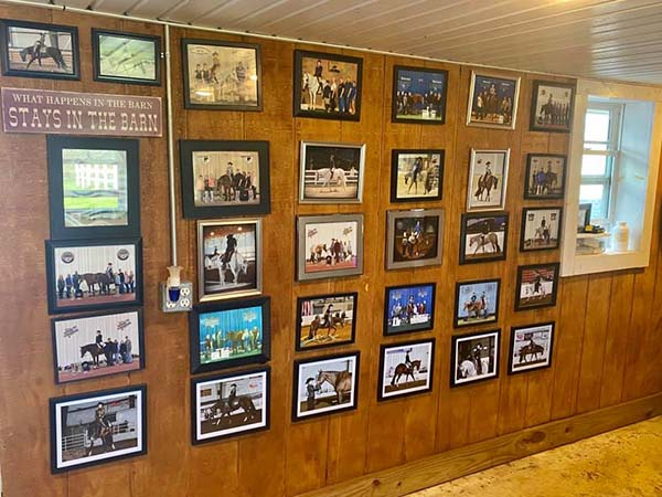 The Wall of Memories