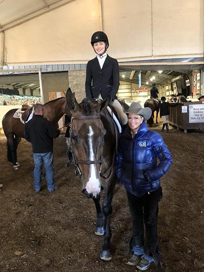 Quarter Horse Congress $1,000 Trainer Award Winner- Carmen Mayabb