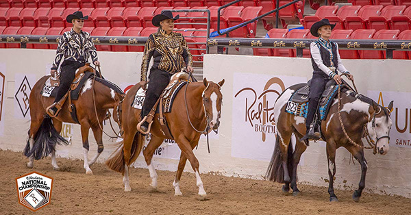 Esperanza Tervalon-Garrett Checks Off Riding Milestones at 2020 Western National Championships
