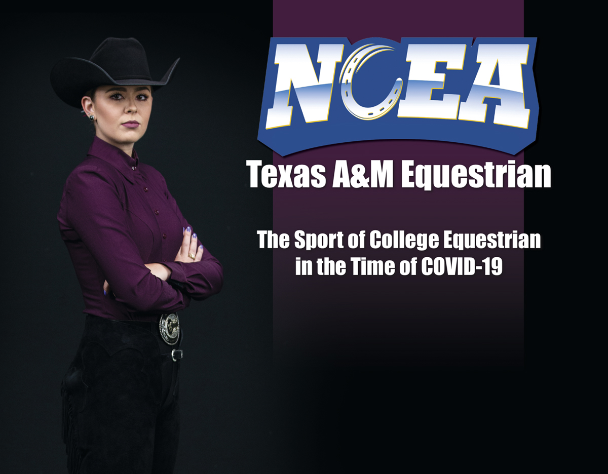 Texas A&M Equestrian – The Sport of College Equestrian in the Time of COVID-19