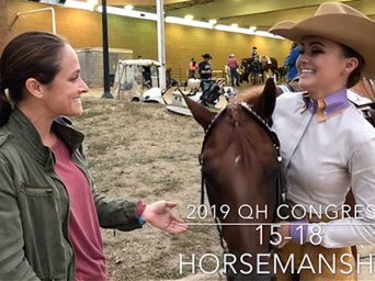 EC TV- Congress From Home- 2019 15-18 Horsemanship
