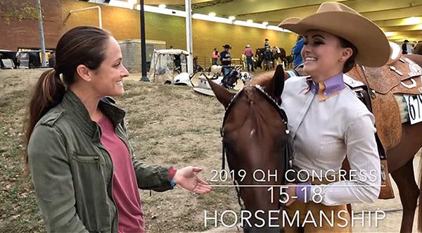 EC TV- Congress From Home- 2019 15-18 Horsemanship